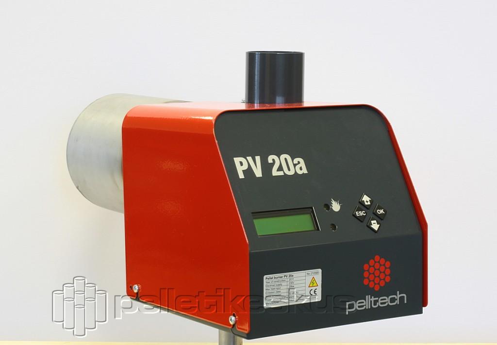 pelletipõleti PV20a